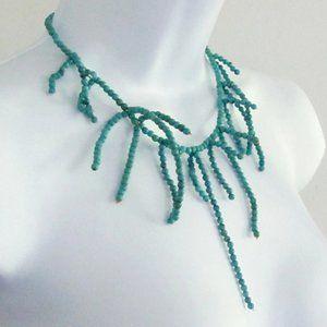 Unique Coral Branch like collar/ necklace